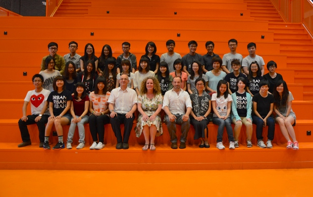 participants of the Summer School