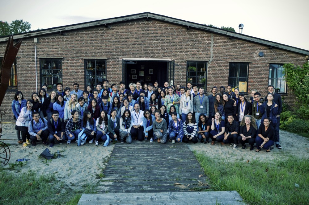 The TU Delft Summer School Planning and Design with Water for Sustainability (1/6)