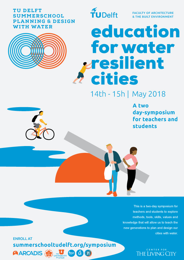 Education for Water Resilient Cities | TU Delft Planning and Design